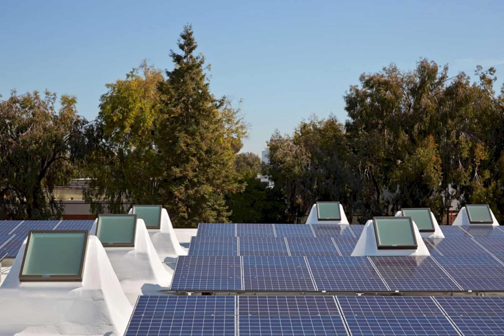 435 Indio Way Net Zero Energy Offices In Sunnyvale 4