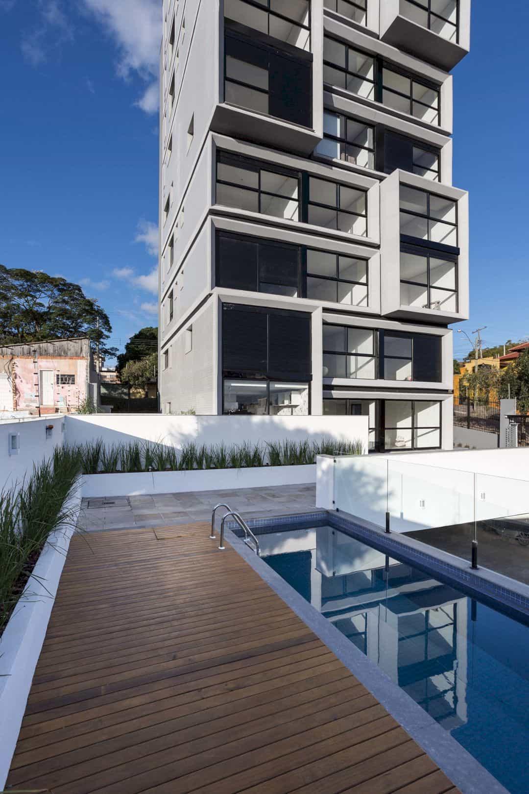 Fernando Abbott 866 A High Rise Residential Building In Porto Alegre 10