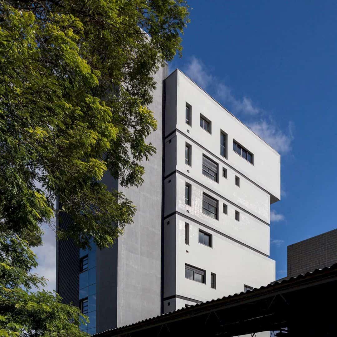 Fernando Abbott 866 A High Rise Residential Building In Porto Alegre 14
