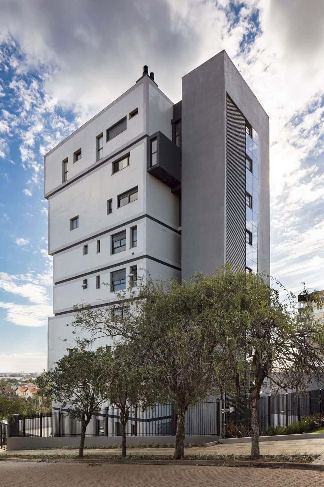 Fernando Abbott 866 A High Rise Residential Building In Porto Alegre 18