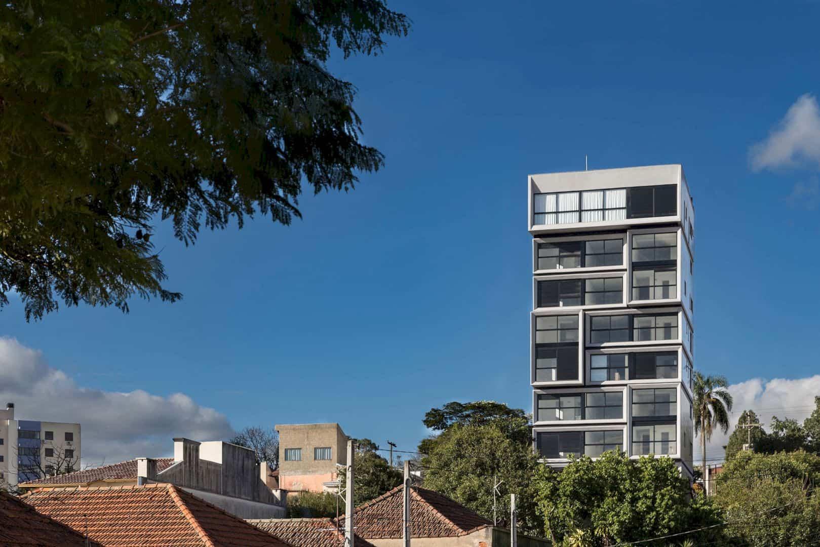 Fernando Abbott 866 A High Rise Residential Building In Porto Alegre 20