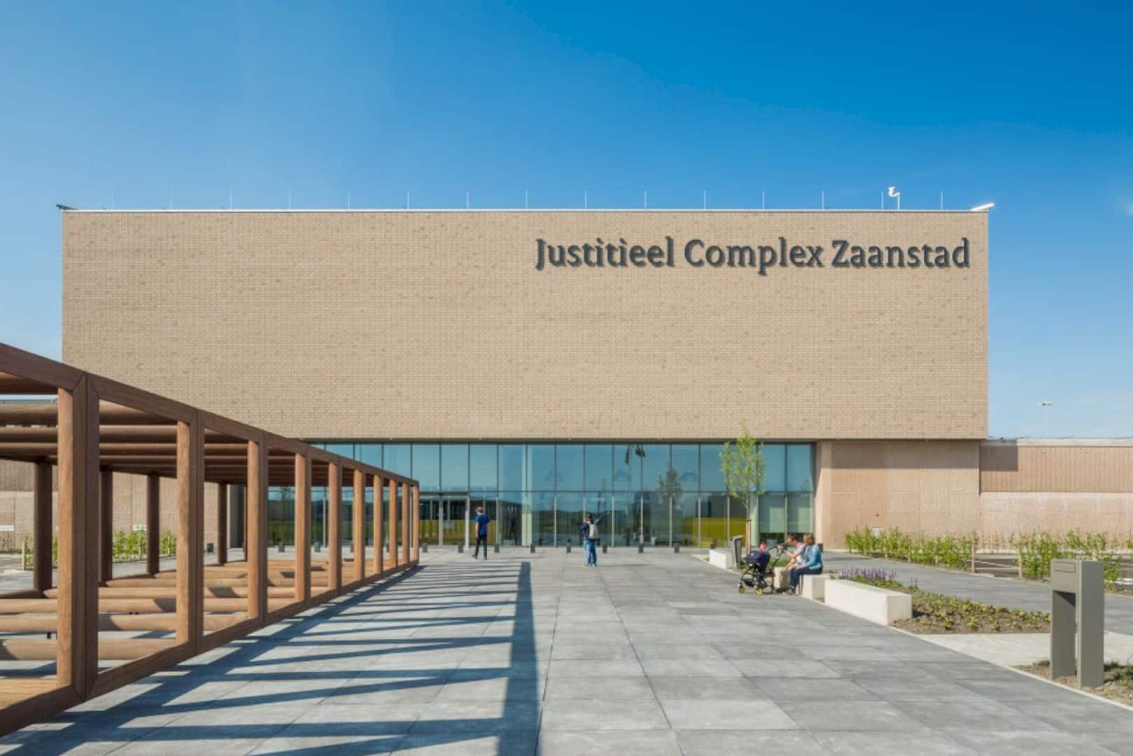 JC Zaanstad The Most Modern and Largest Detention Center in
