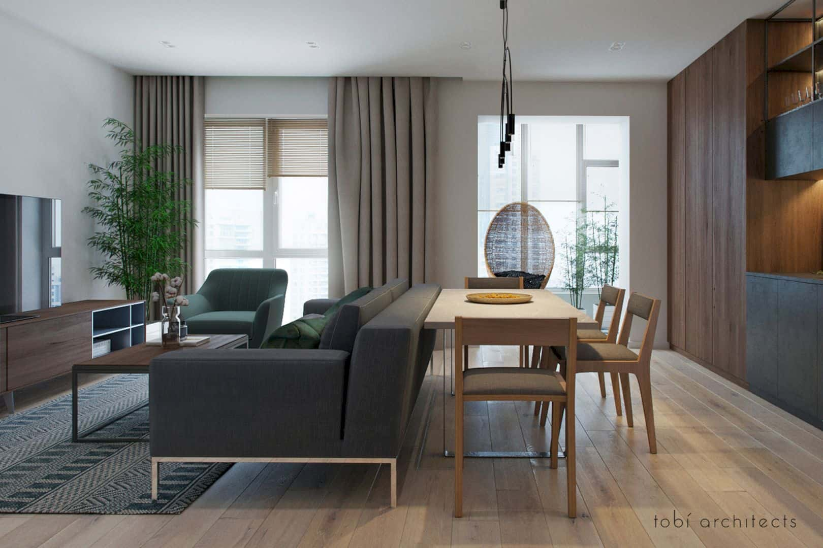 Compact Detached Apartment With Free Views In Dnipro 5
