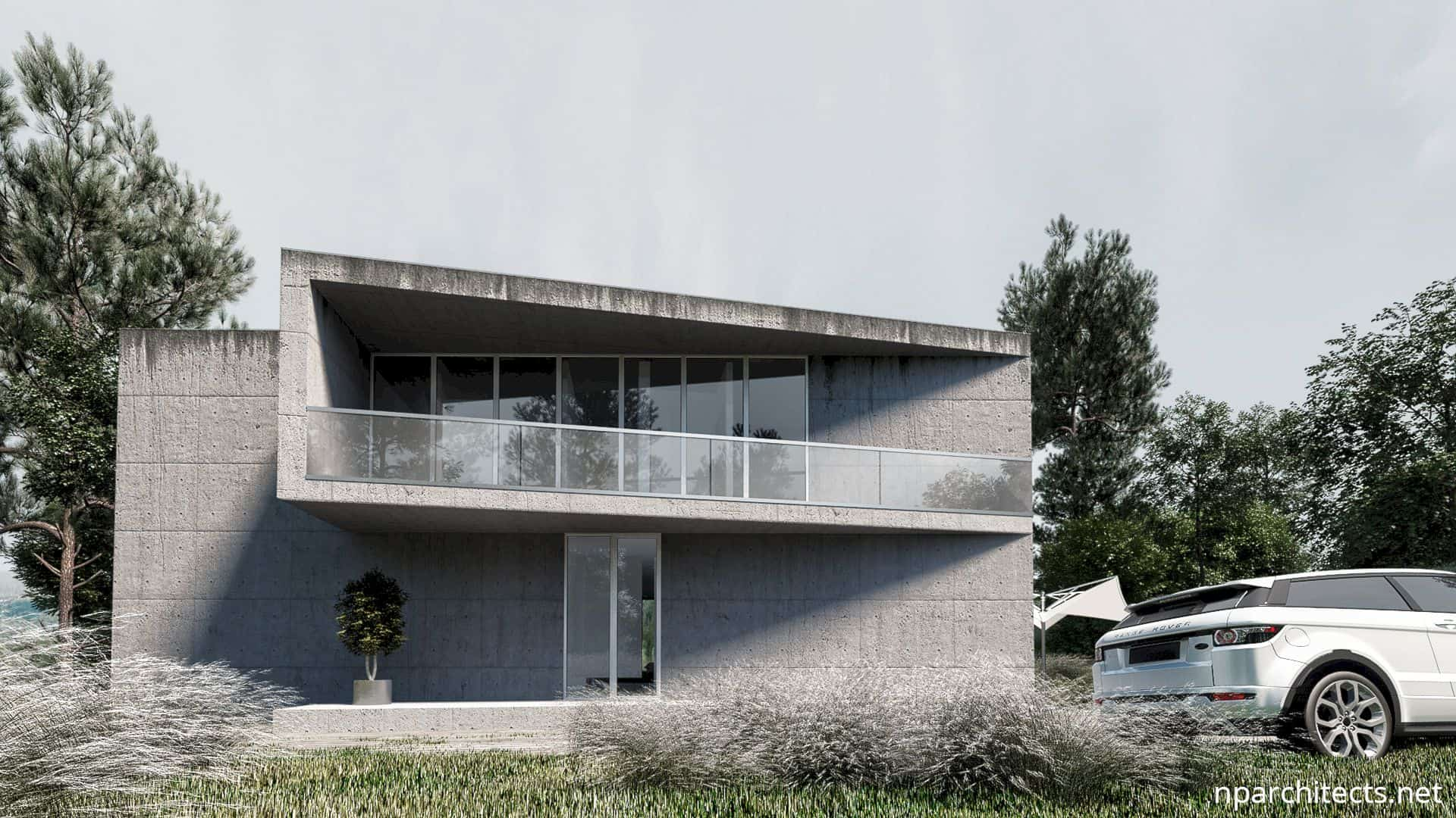 Crease House A Modern Holiday Home In A Completely Natural Environment 4