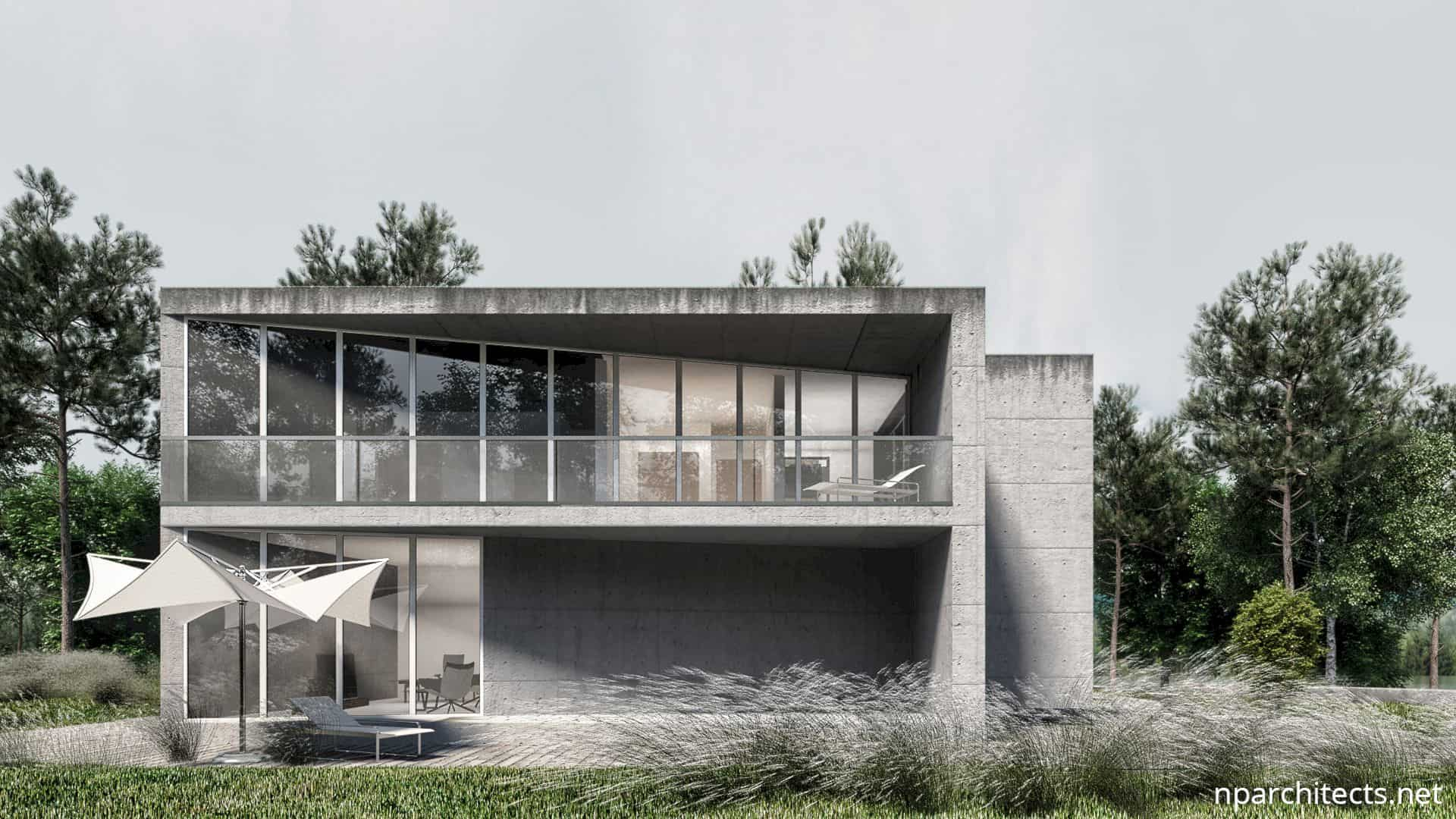 Crease House A Modern Holiday Home In A Completely Natural Environment 6