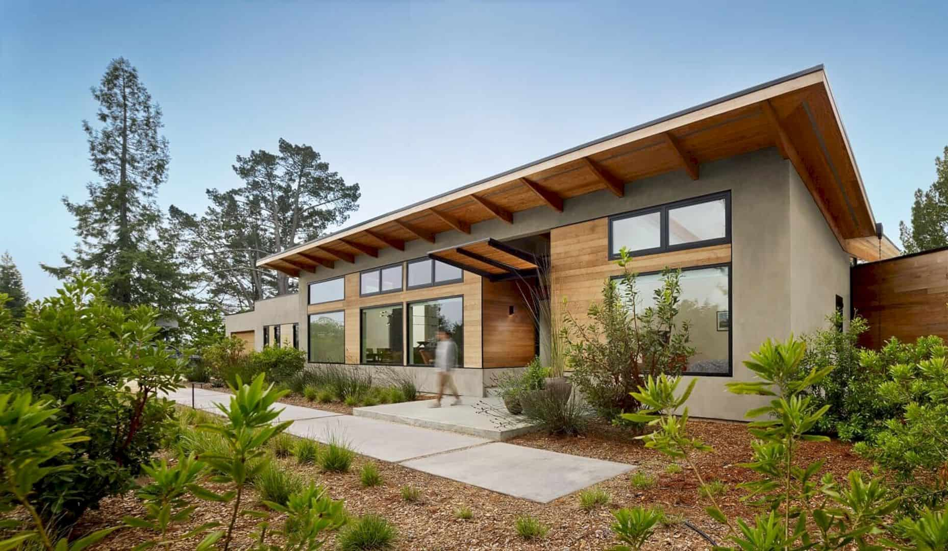 Golden Oak Residence A Light Filled House That Takes Advantage Of Its Bucolic Site 8
