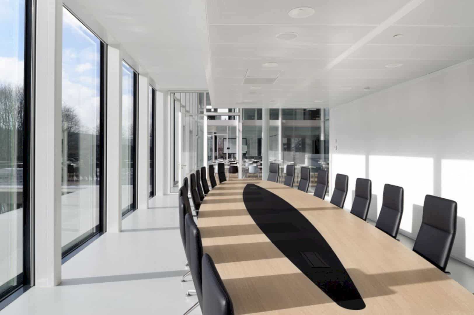 Kwr Transparent Office Interior Reflecting Kwrs Technical And Scientific Process 2