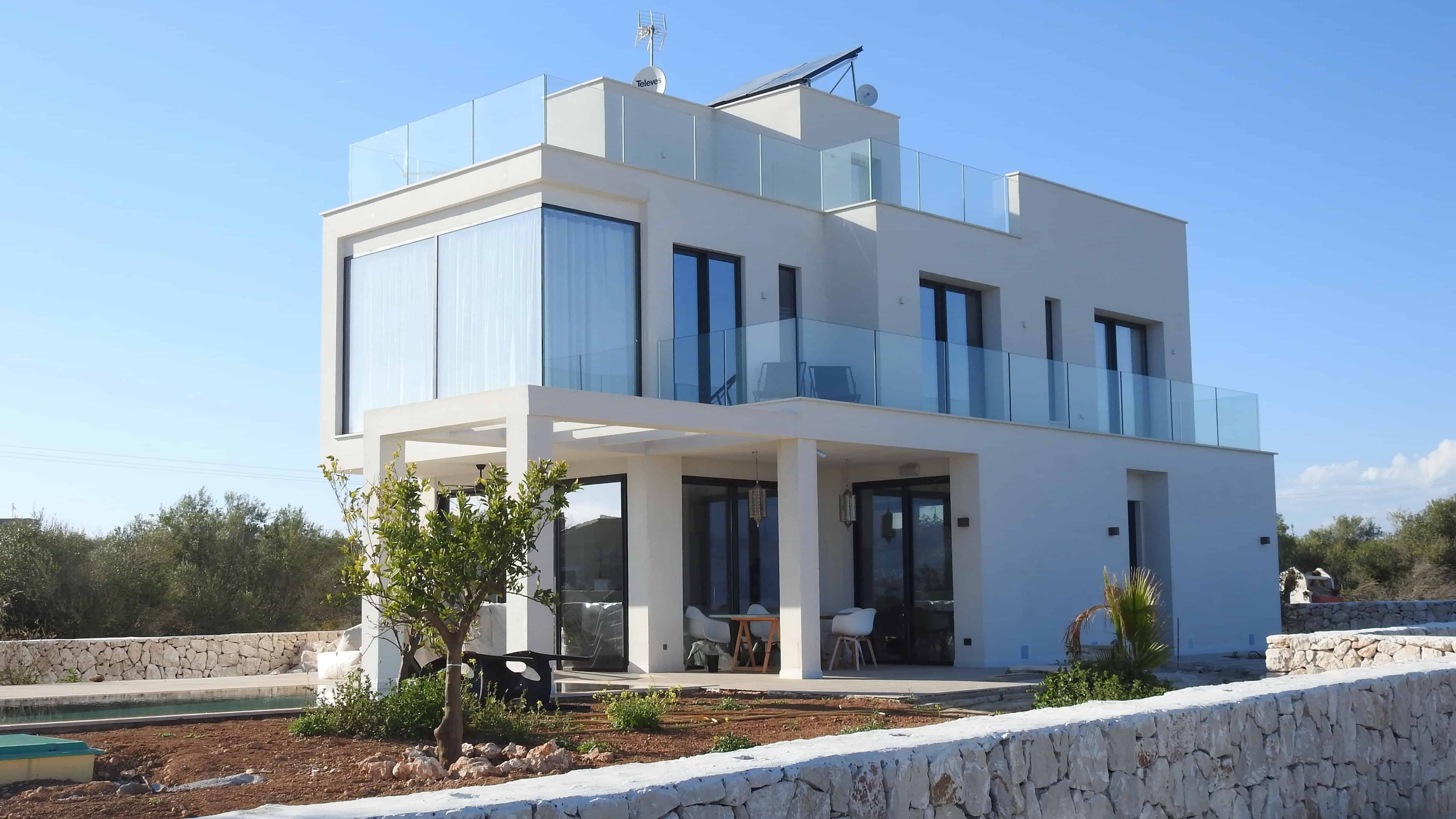 Architecture Balcony Building 534182