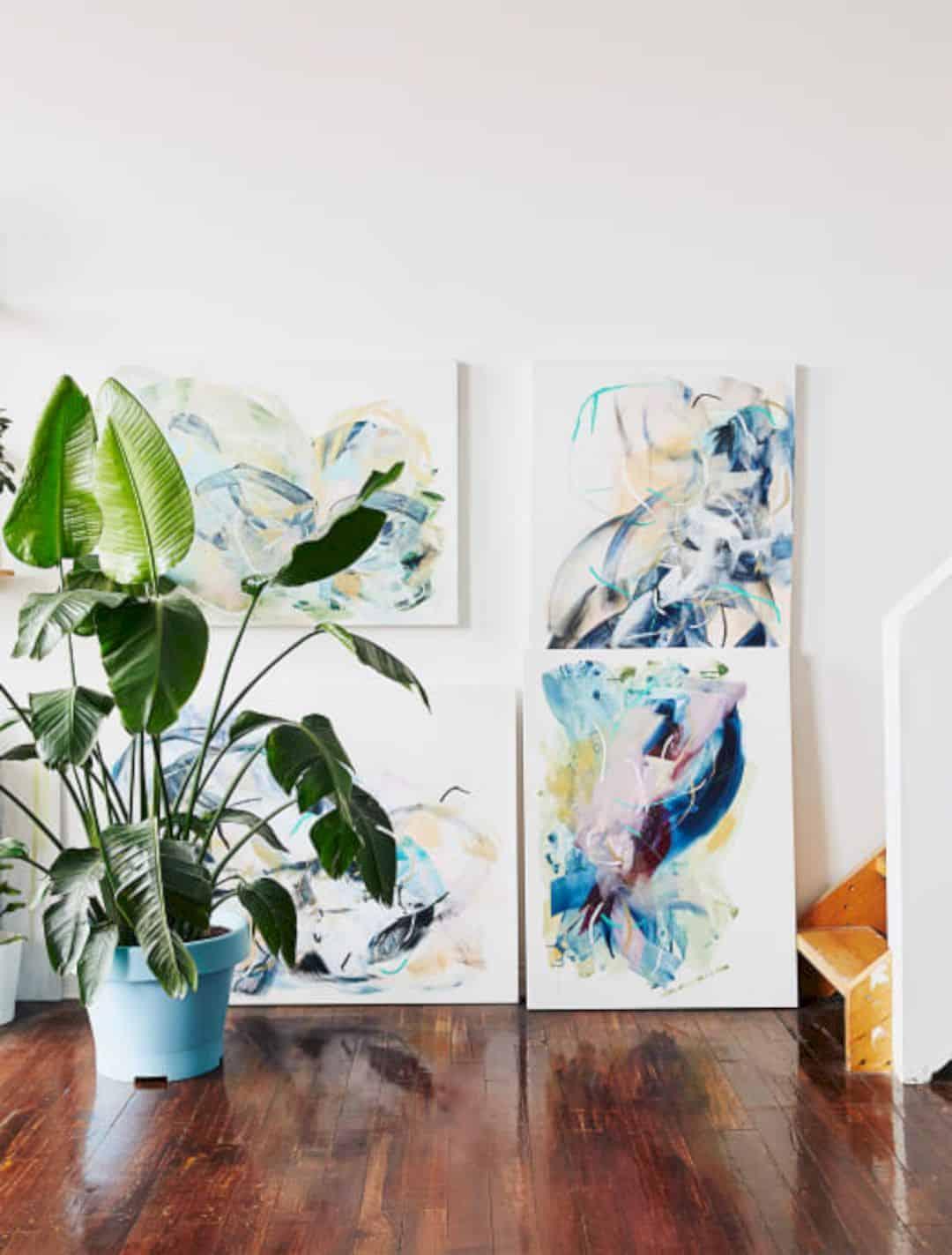 A Painter's Modern Loft 10