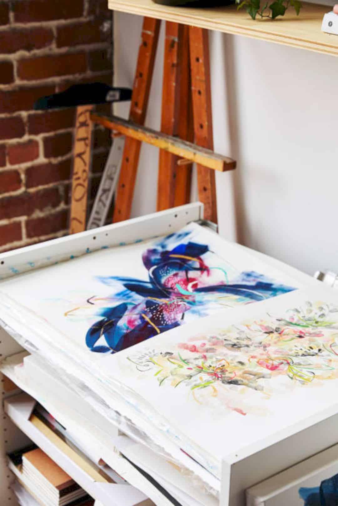 A Painter's Modern Loft 4