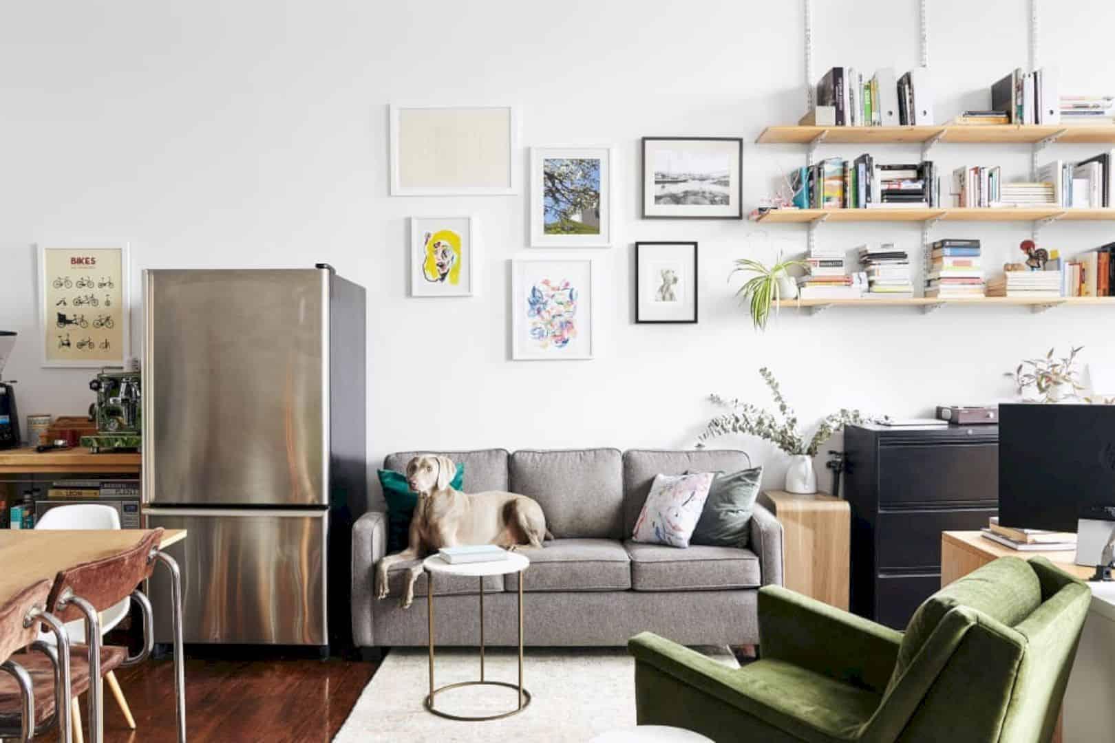 A Painter's Modern Loft 8