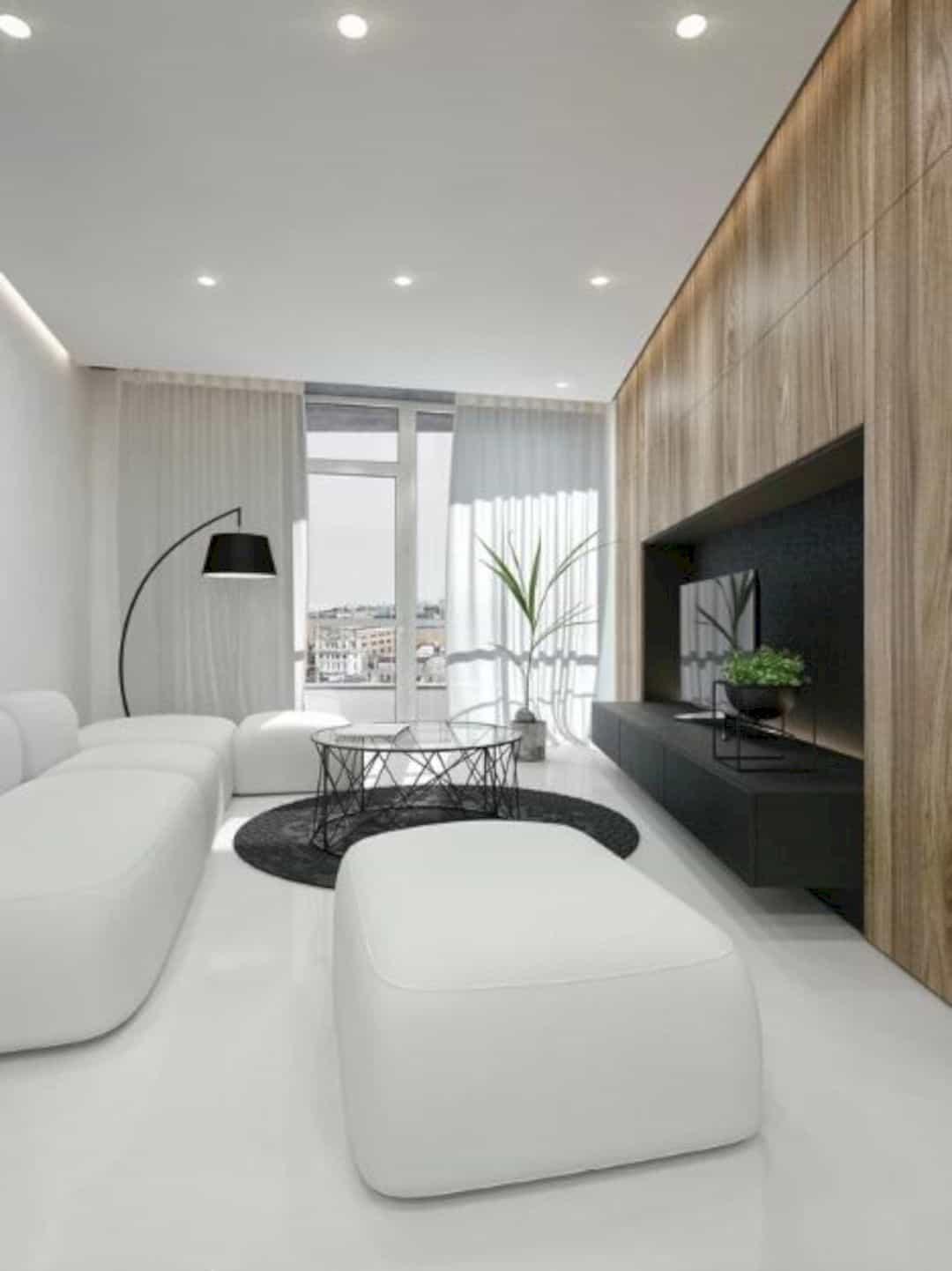 Elegant Apartment: An Artistic Concept of Apartment with Elegant