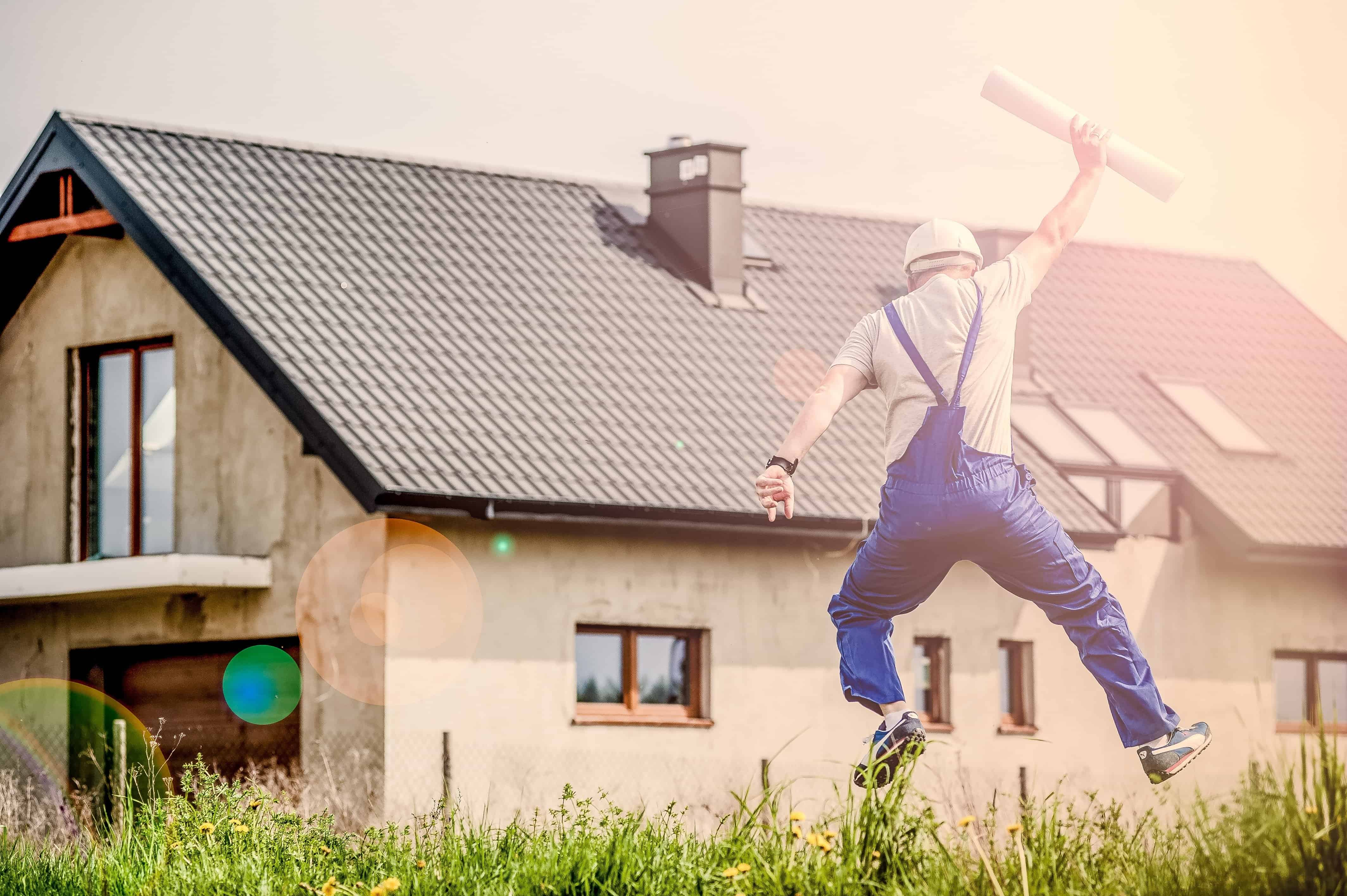 How To Save Money Building A House