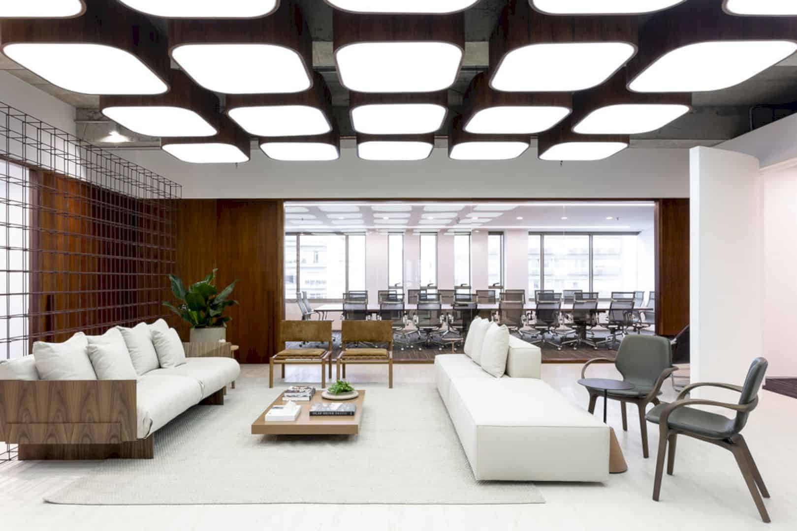 Wrd Office Contemporary Interior Design Of A Law Firm Office With Sensational Environment