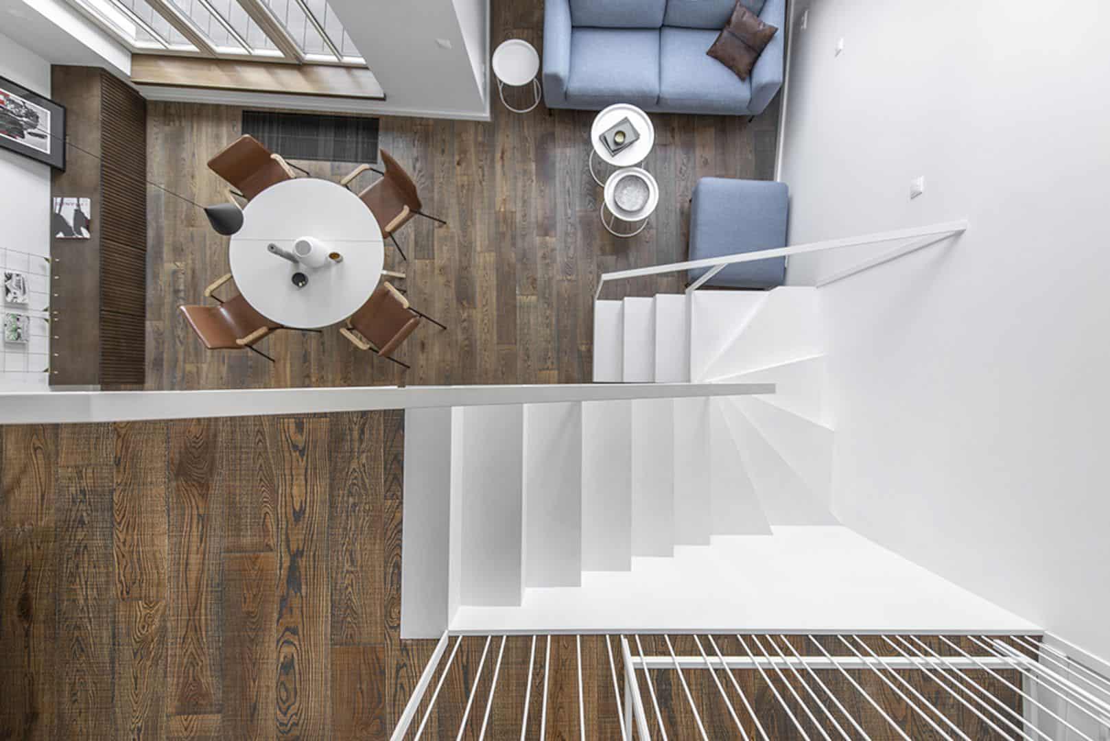 White Apartment 5