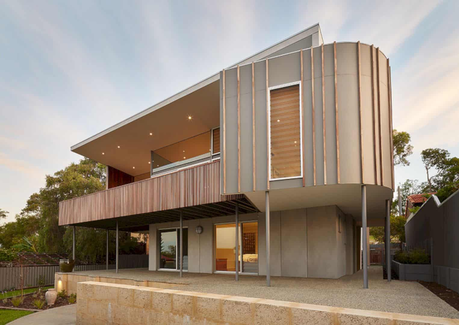 Dawesville House: Alterations and Additions Project of A Weatherboard Cottage