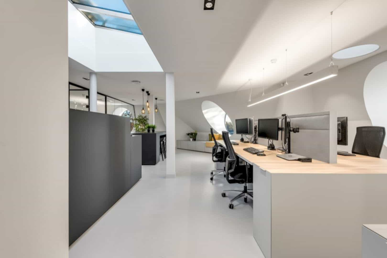 EQT: An Office Villa of Private Equity Firm with New Interior Design