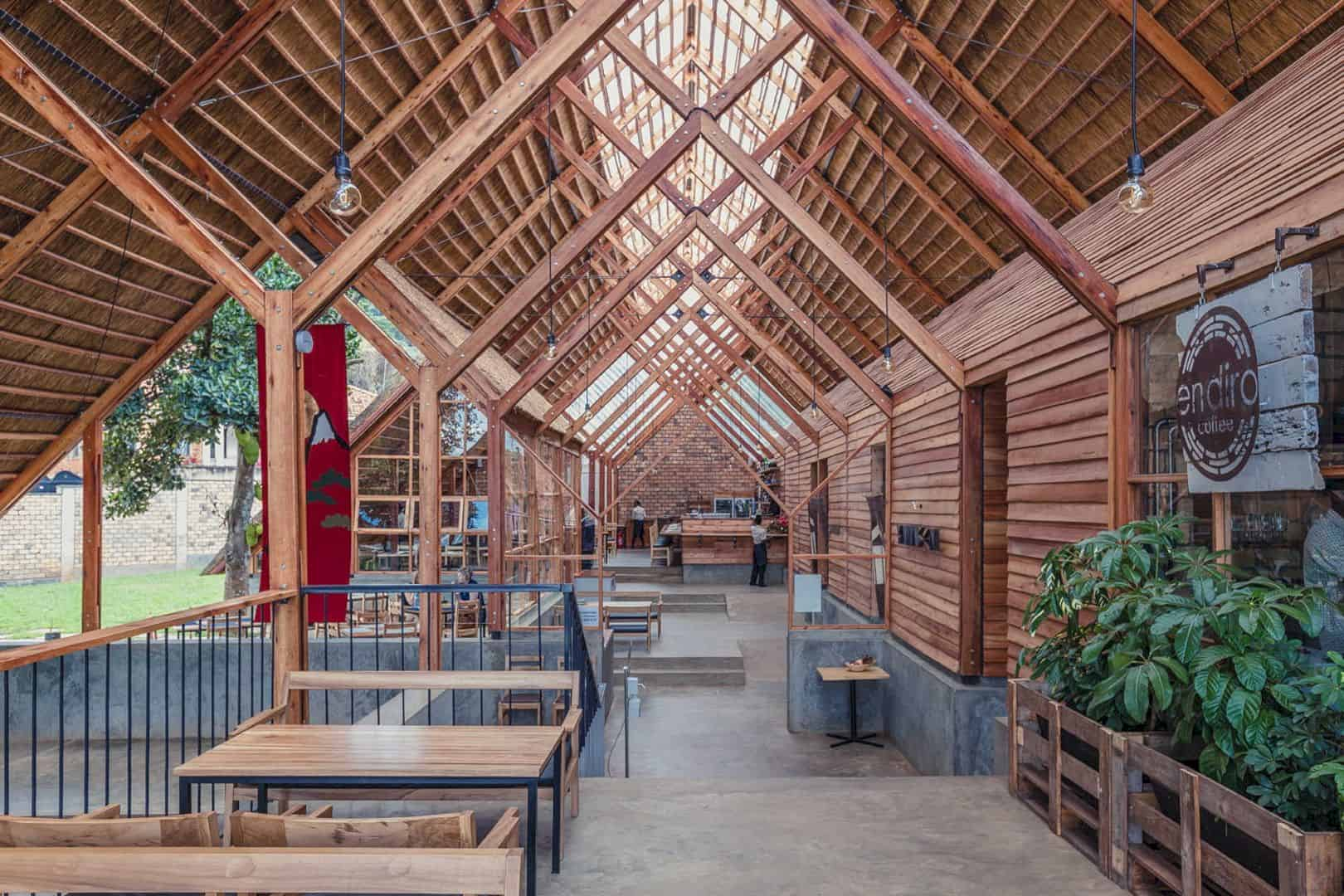 Yamasen Japanese Restaurant: A Commercial Facility with A Small Store and A Japanese Restaurant