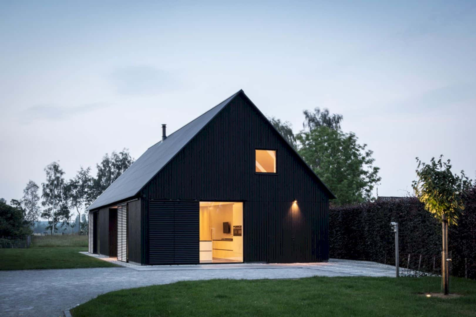 Barnhouse V 7
