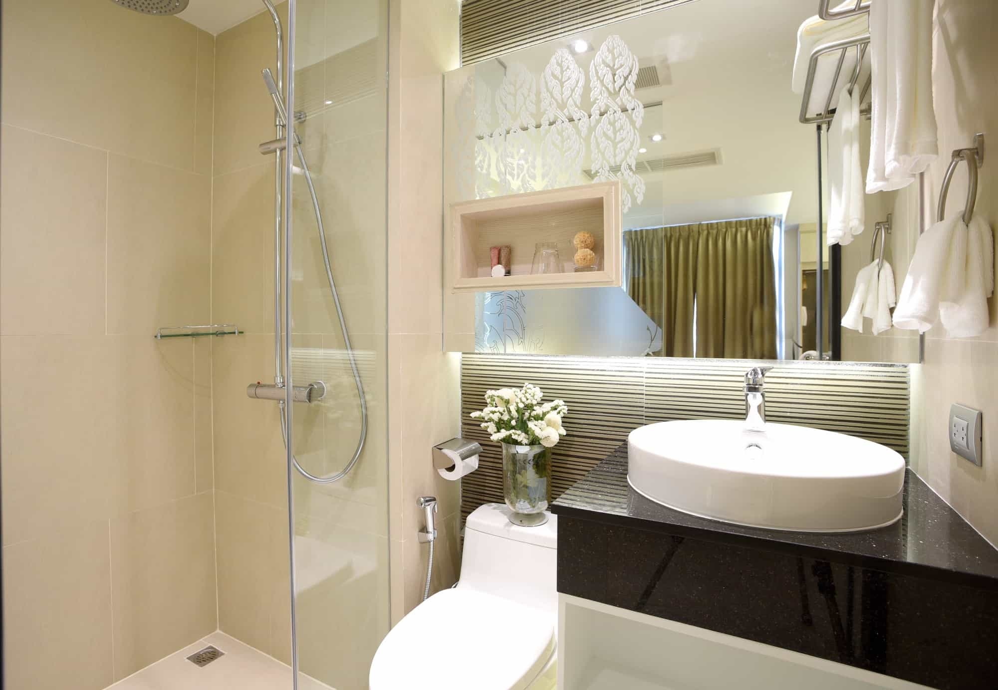 5 Modern Small Bathroom Trends for 2020 on Modern Small Bathrooms  id=13129