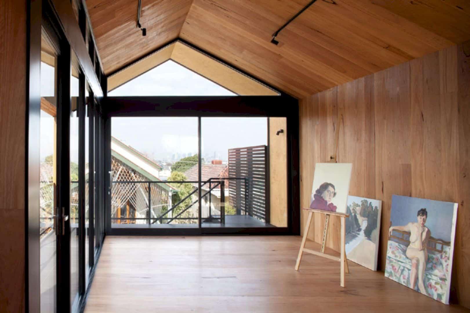 Artist's Studio Thornbury 3