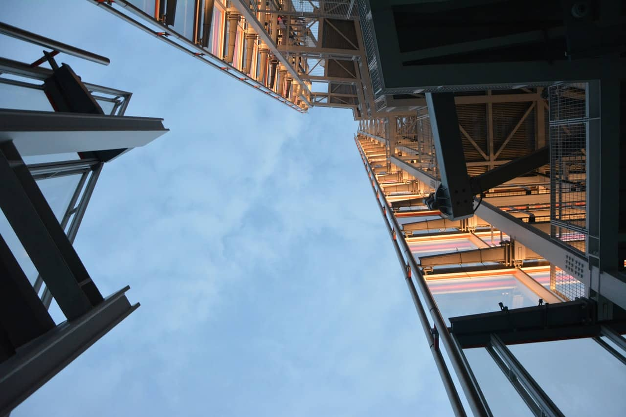 High Rise Building Low Angle Photography 220885