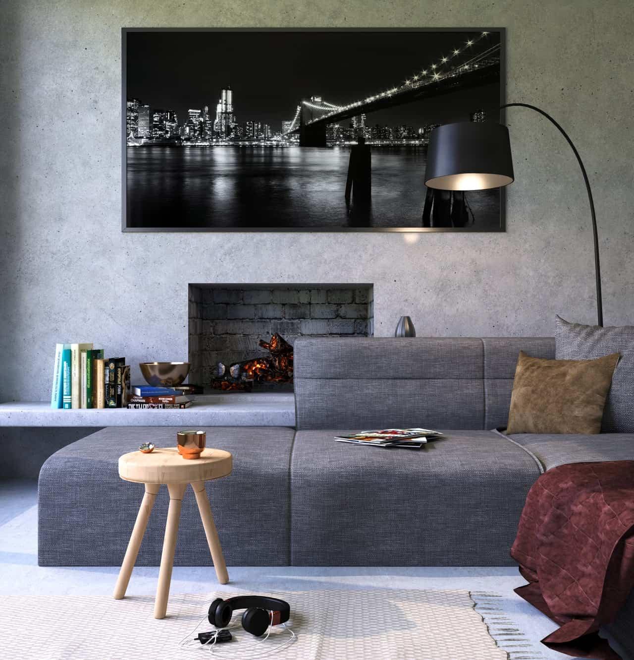 Modern Living Room 2440471