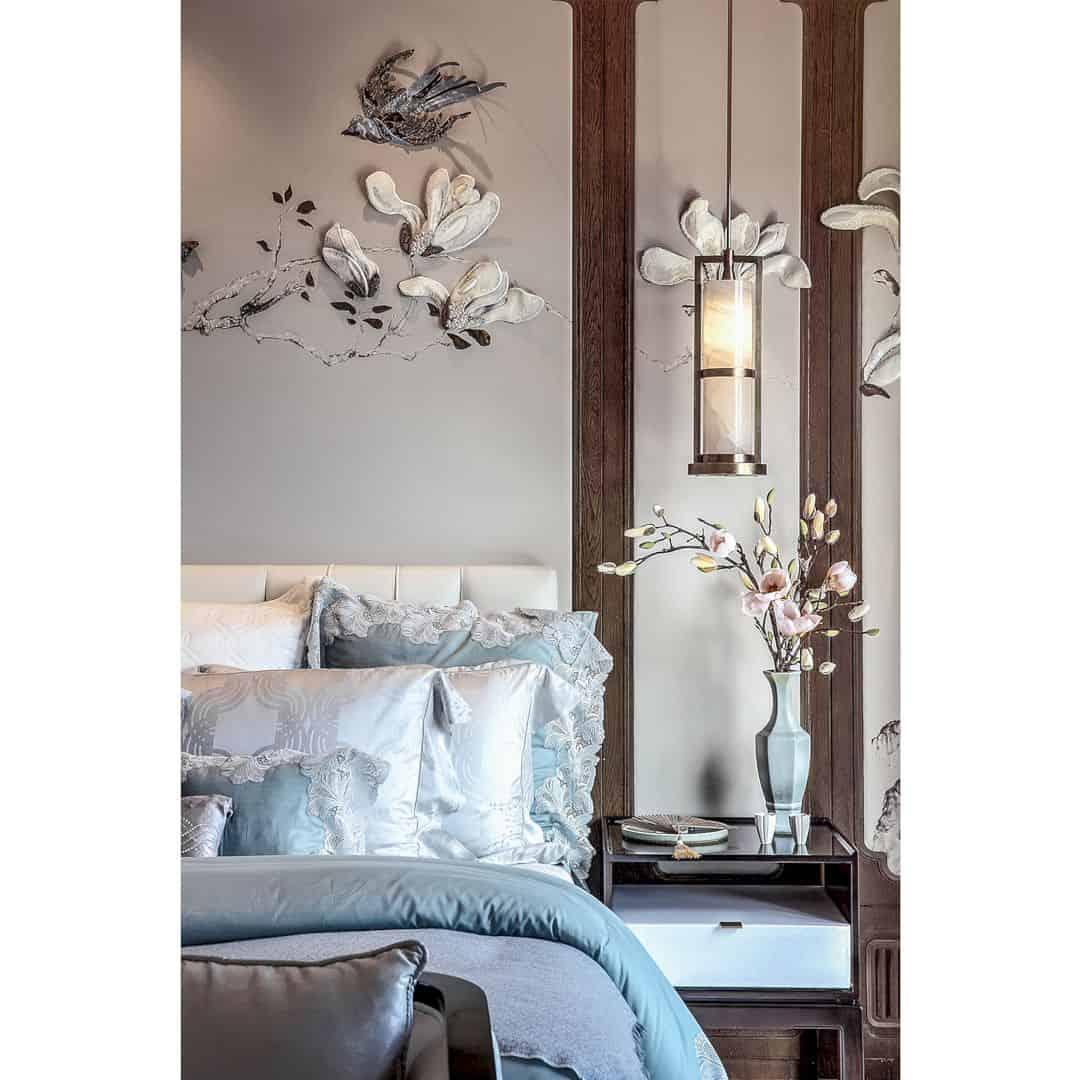 Beijing Shimao Loong Palace Type B Villa Luxury Show Villa By David Chang Design Associates Intl 1