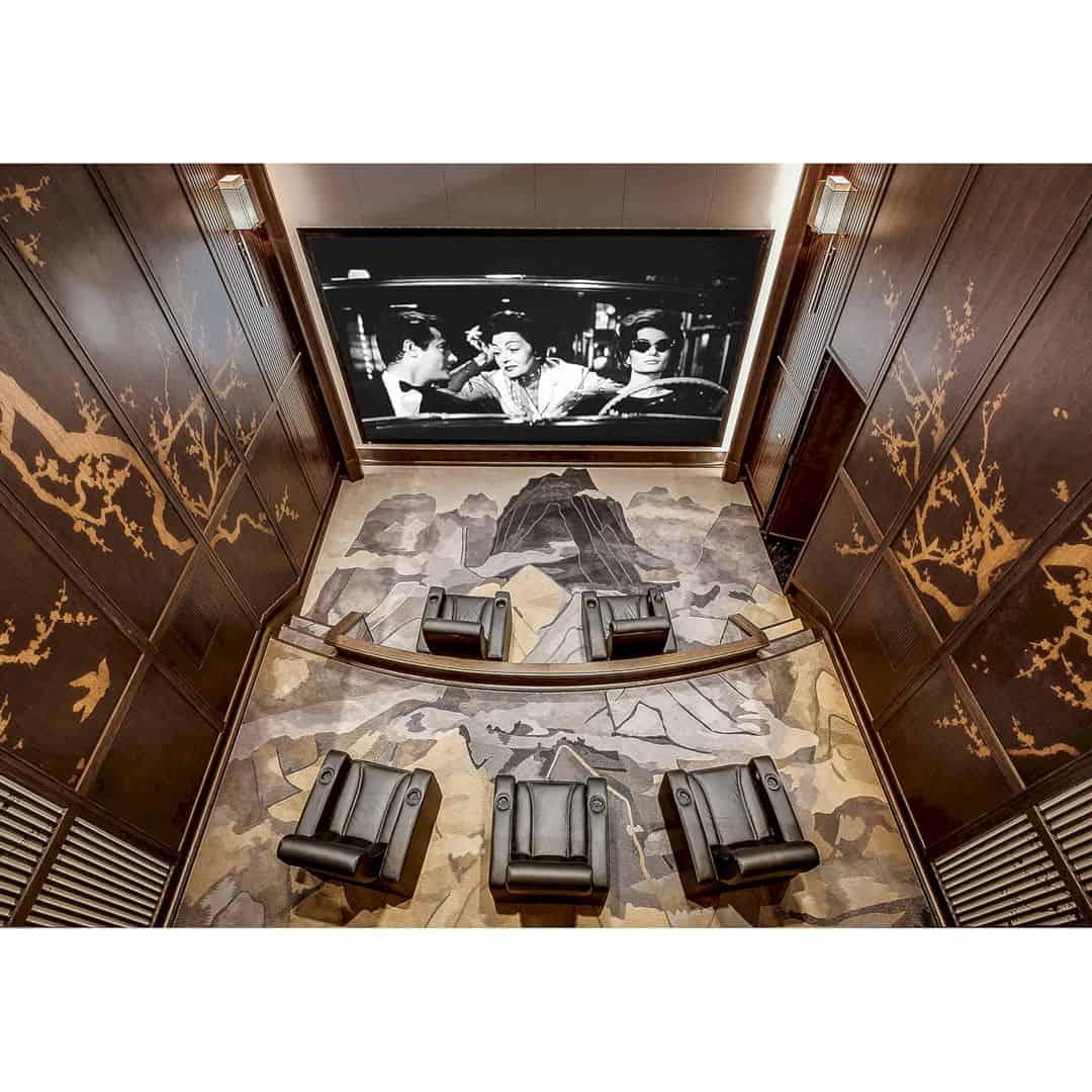 Beijing Shimao Loong Palace Type B Villa Luxury Show Villa By David Chang Design Associates Intl 2