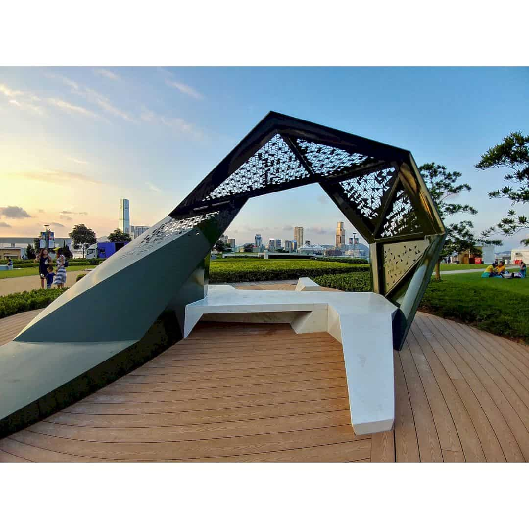 Happiness Here Urban Park Seating By Hikoko Ito 1