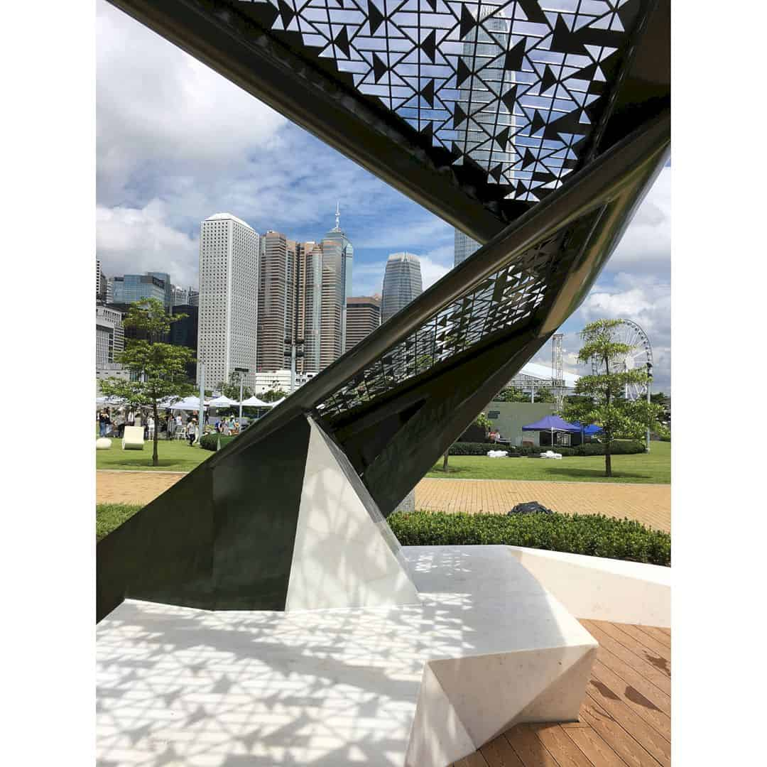 Happiness Here Urban Park Seating By Hikoko Ito 3