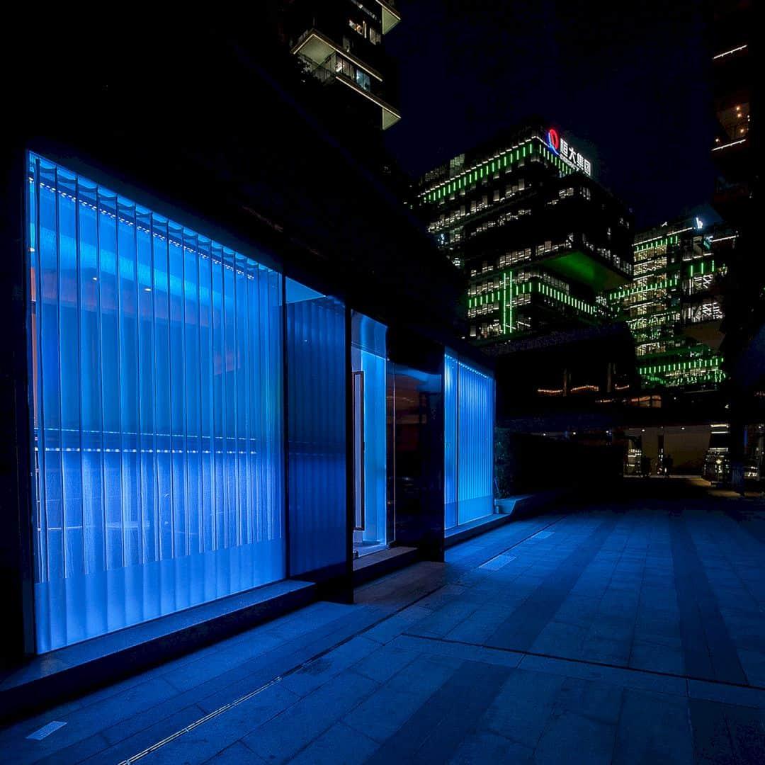Incorporating The Beauty Of Nature Lighting Project By Li Kai Chun 3