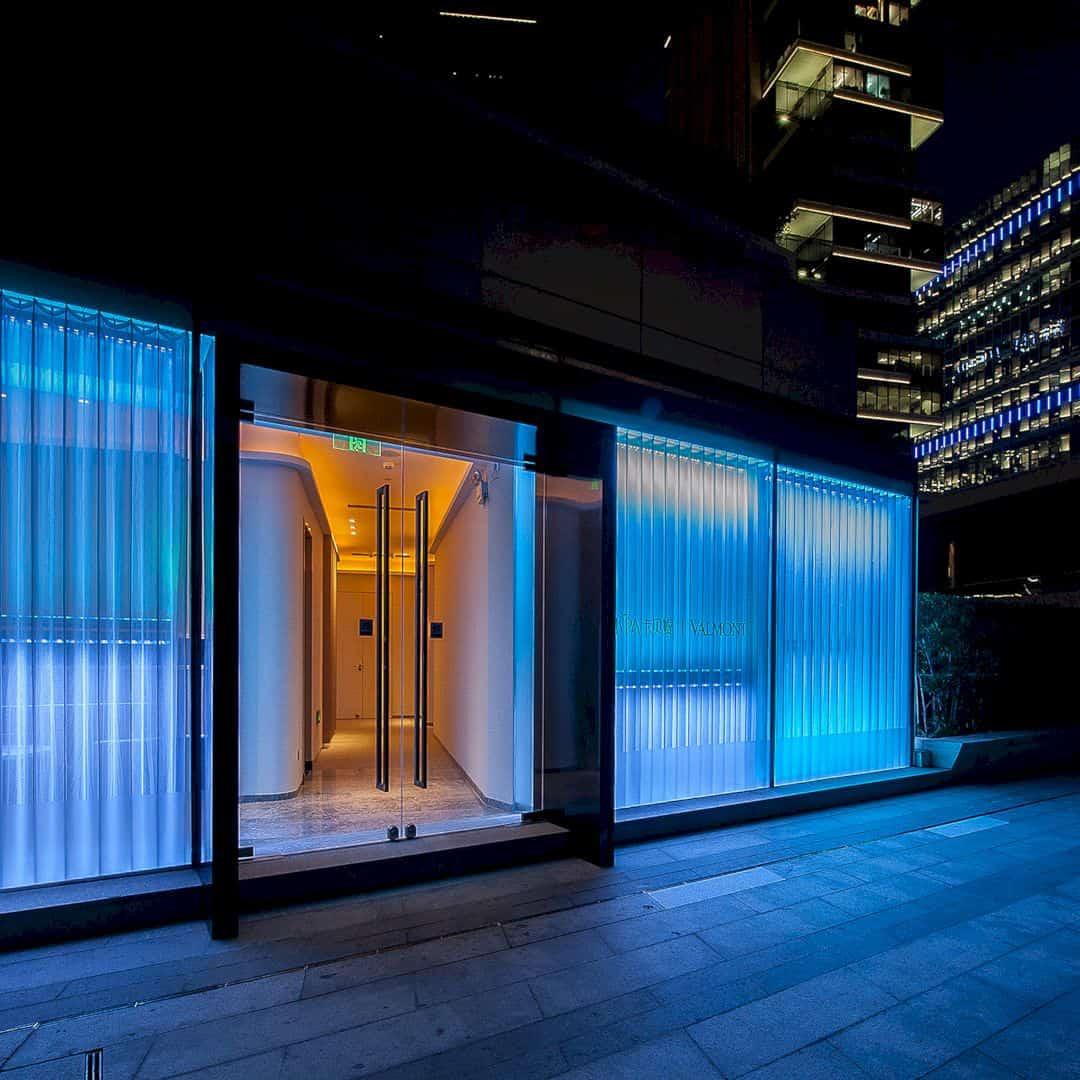 Incorporating The Beauty Of Nature Lighting Project By Li Kai Chun 4