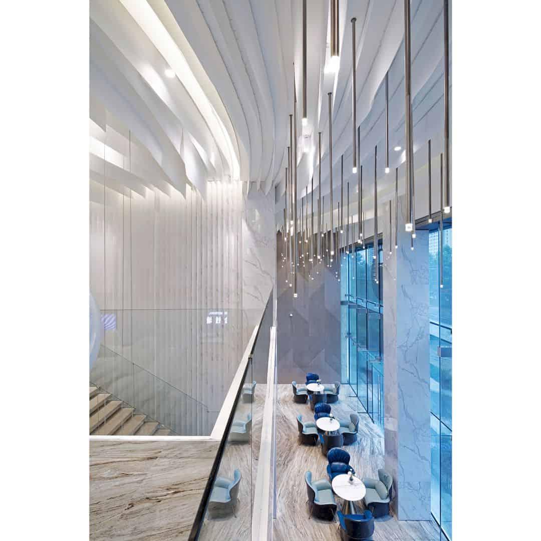 Qiantang Metropolis Sales Center Sales Center By Ma Hui 1