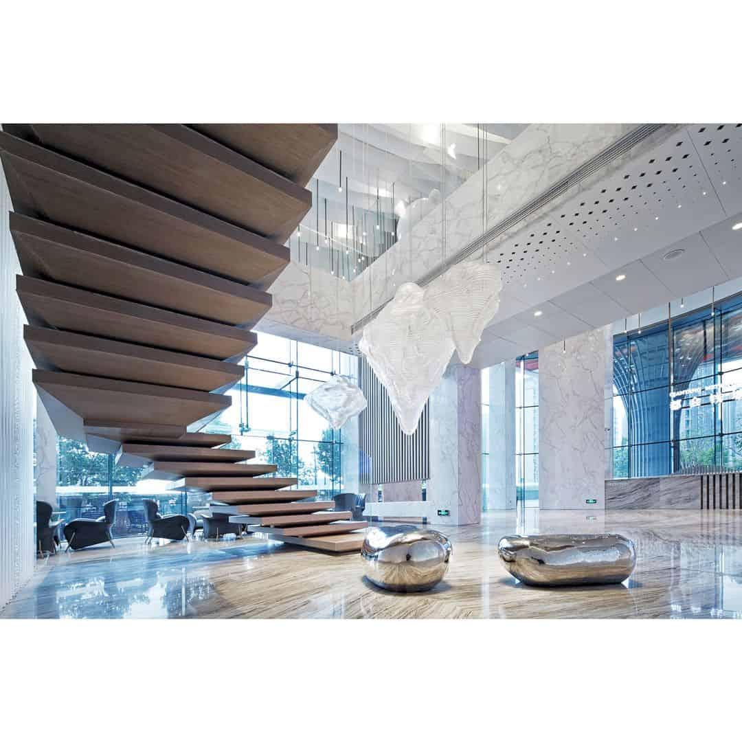 Qiantang Metropolis Sales Center Sales Center By Ma Hui 4