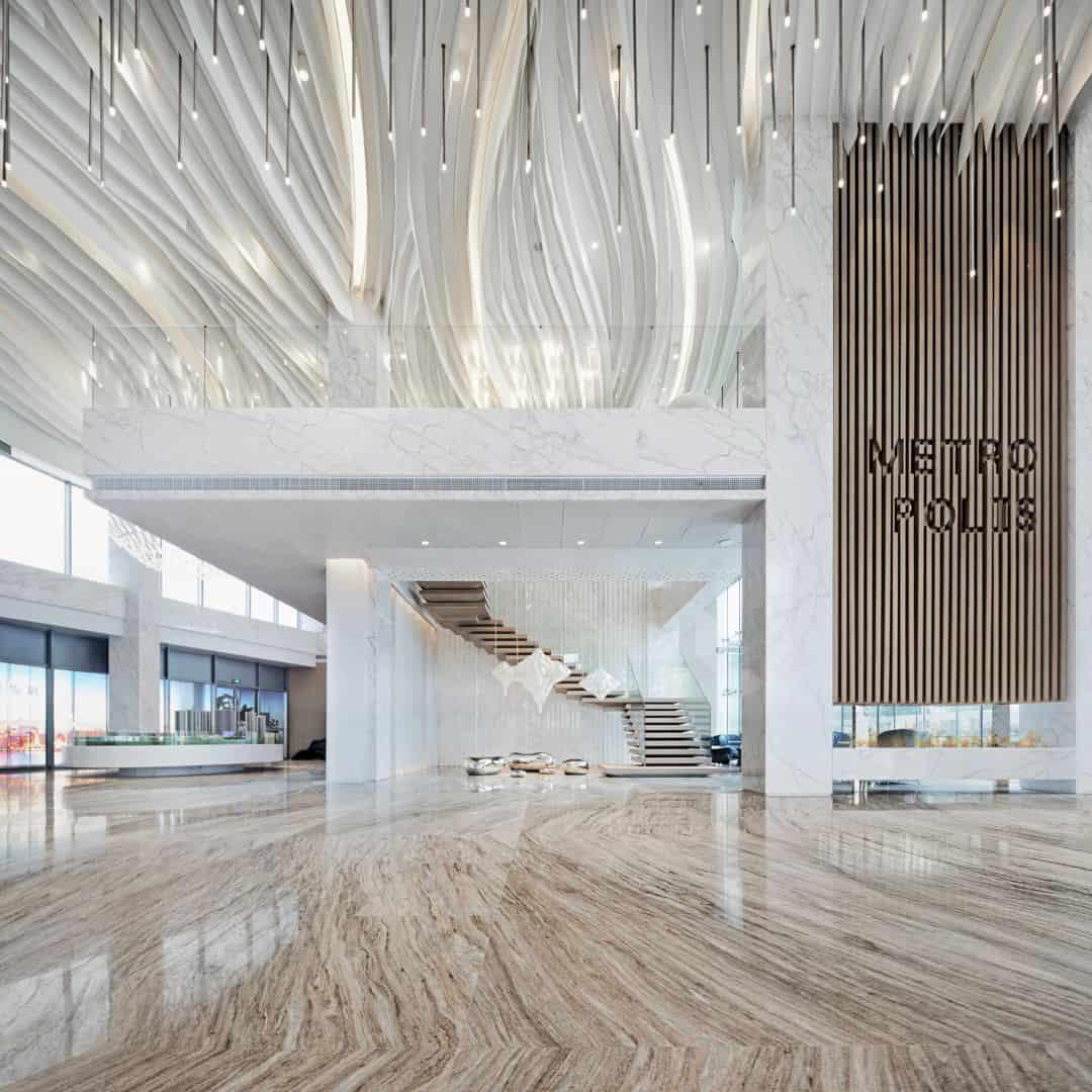 Qiantang Metropolis Sales Center Sales Center By Ma Hui 5