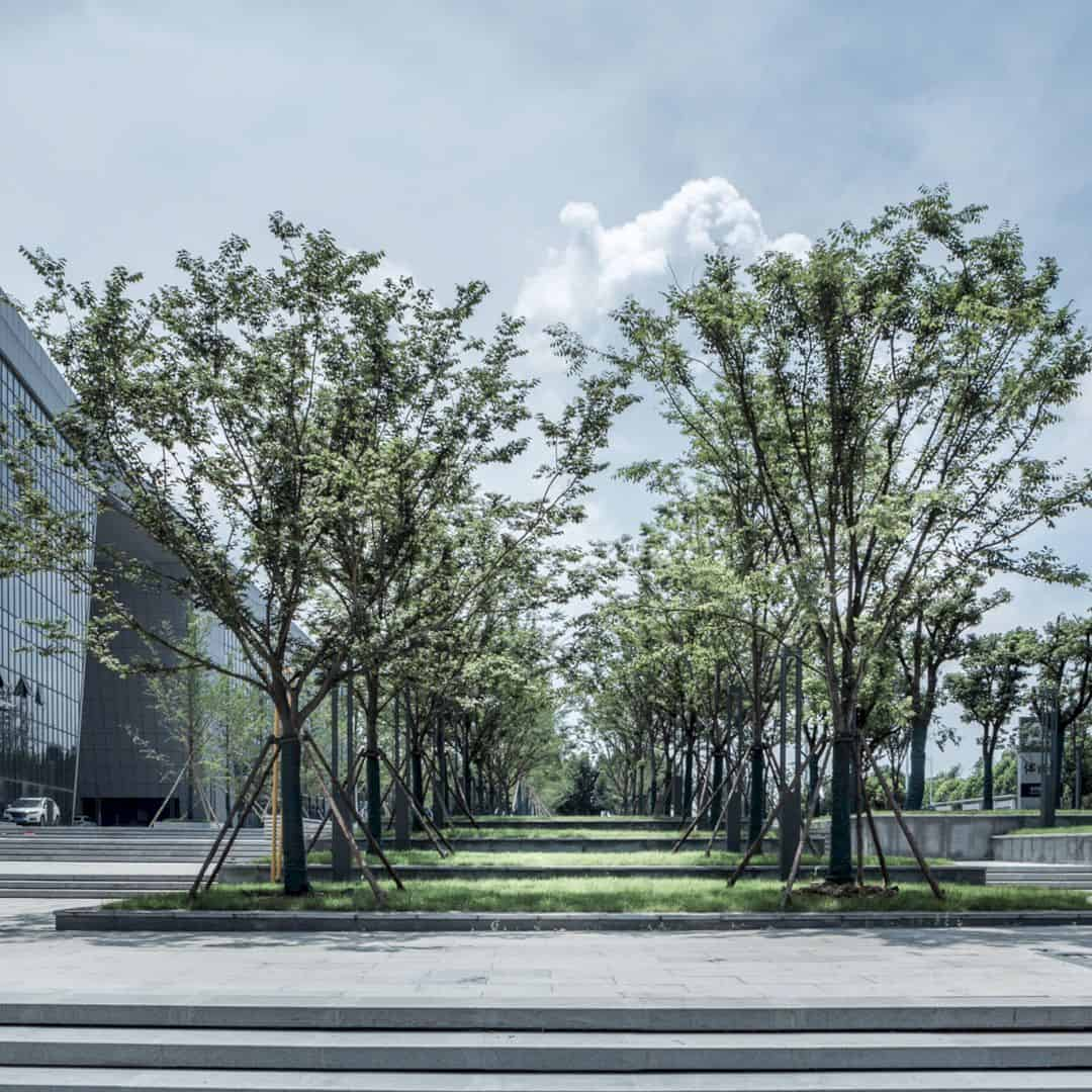 Shade Of The Municipal Square Citizen Square By Li Junfeng 4
