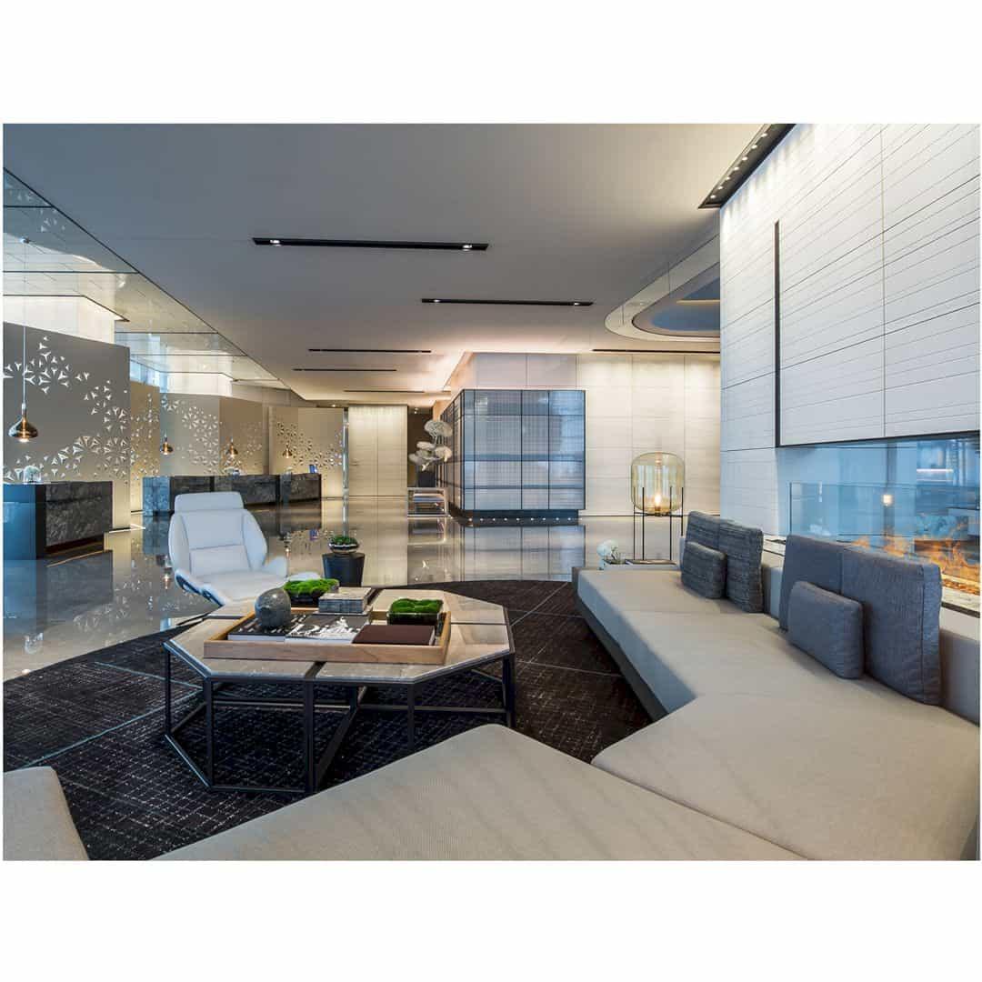 Shenzhen Marriott Hotel By ATG Asiantime International Construction 1