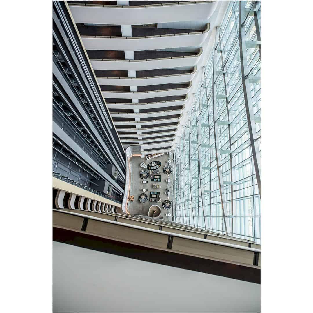 Shenzhen Marriott Hotel By ATG Asiantime International Construction 3