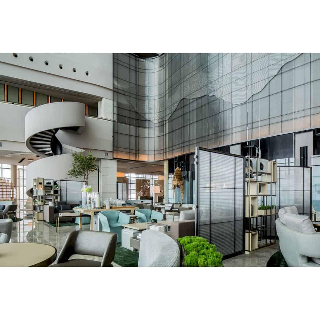 Shenzhen Marriott Hotel By ATG Asiantime International Construction 5