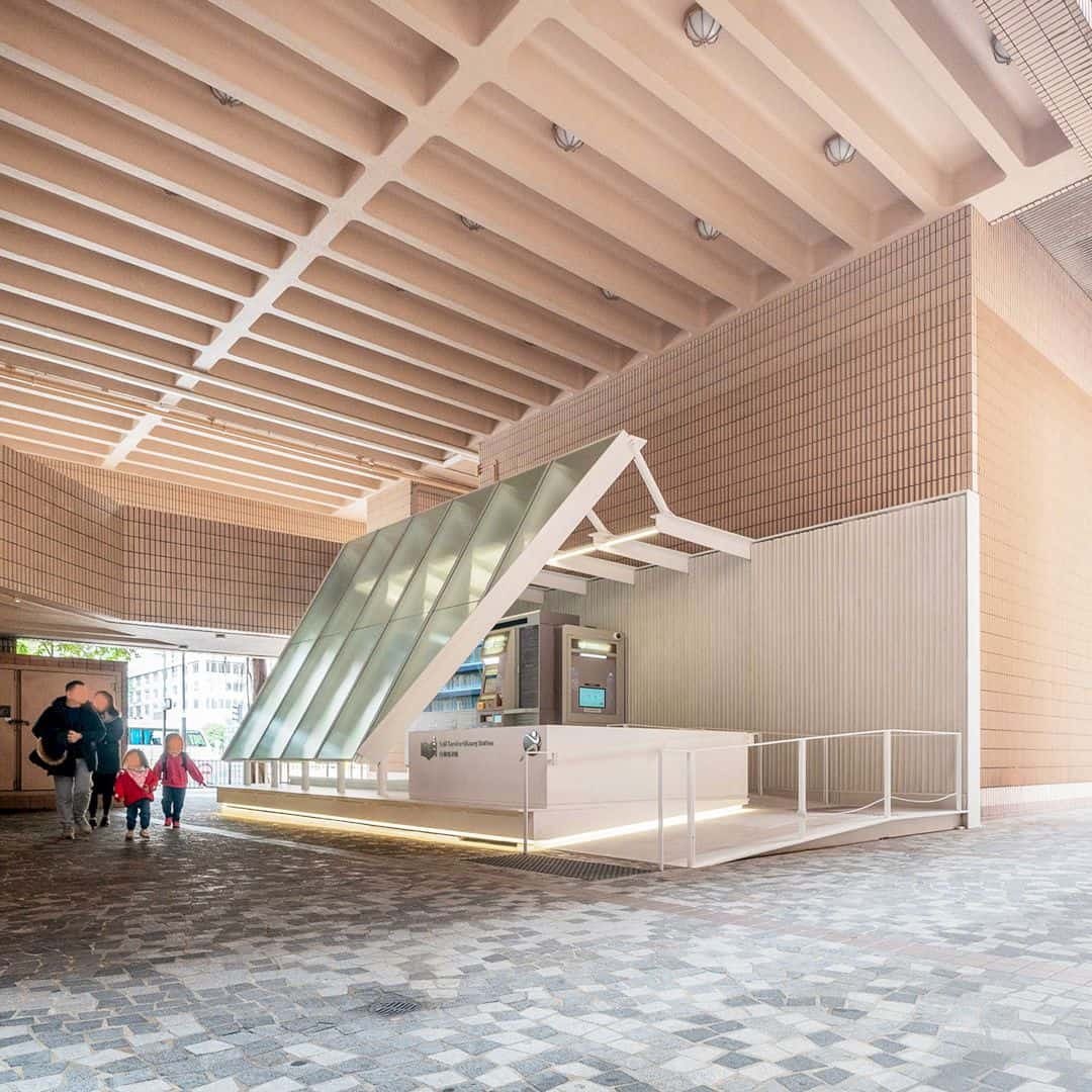 Urban Serene Library Station By Architectural Services Department HKSARG 5
