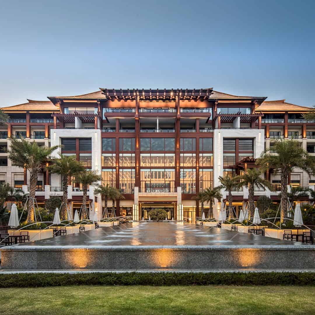 Xiamen Marriott Hotel Hotel By Paul Liu And Hank Xia 5