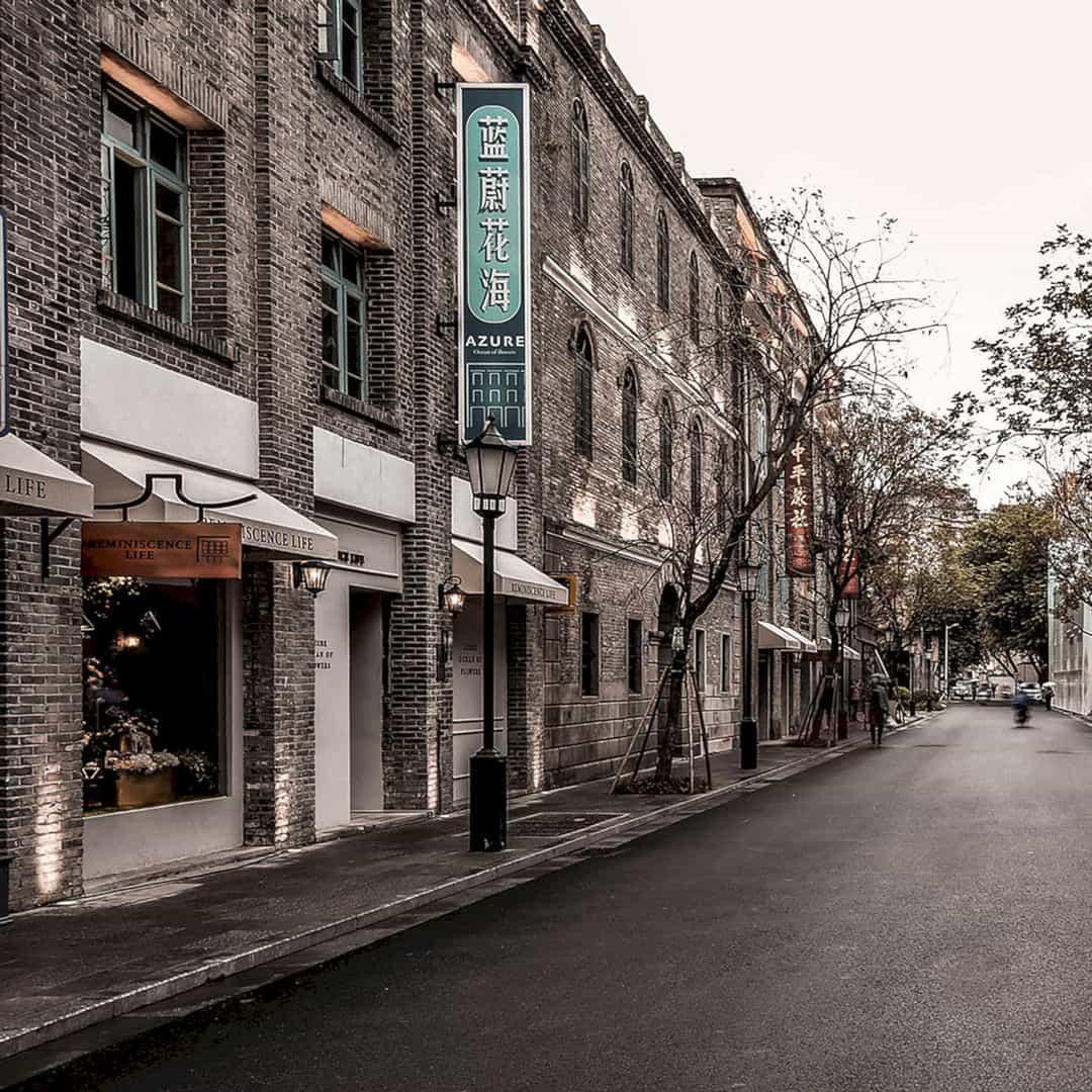 Zhongping Road Cultural Inheritance By Yaotian Zhang 1