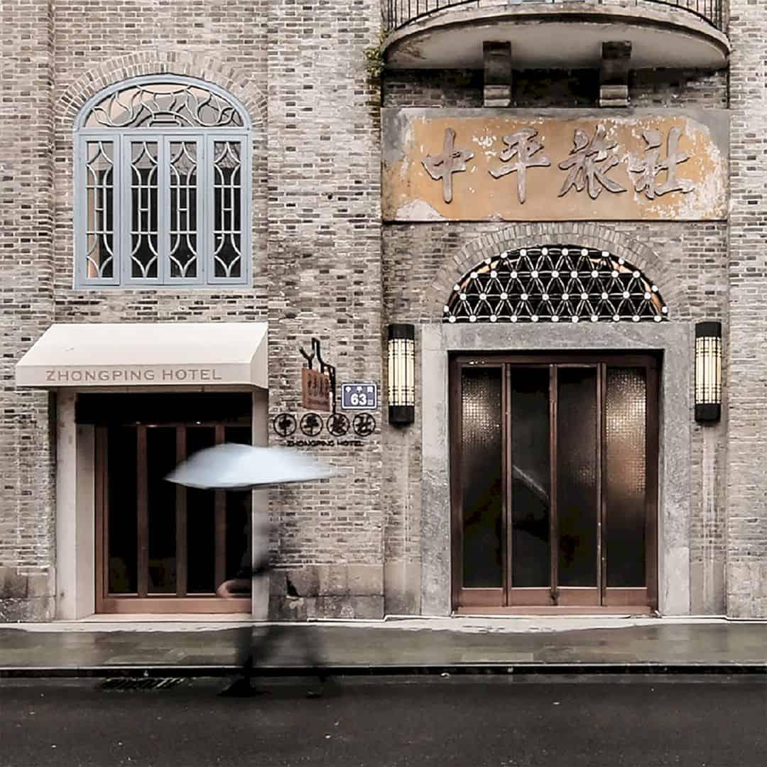 Zhongping Road Cultural Inheritance By Yaotian Zhang 5