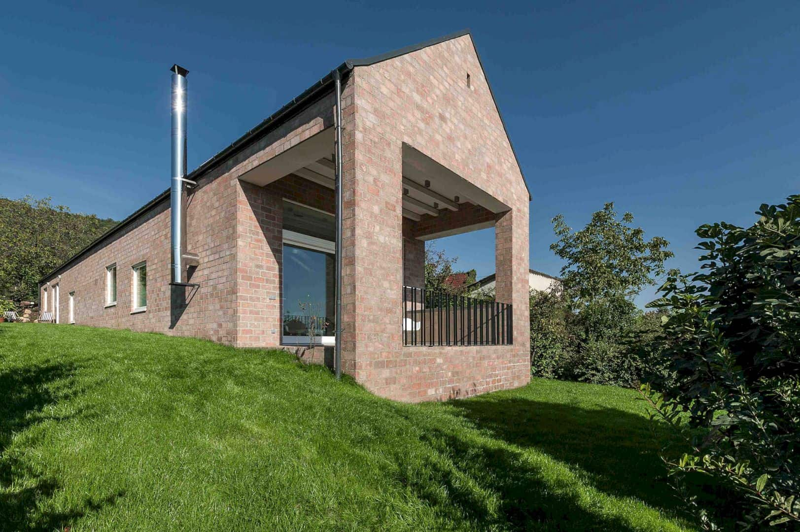 The Long Brick House 5