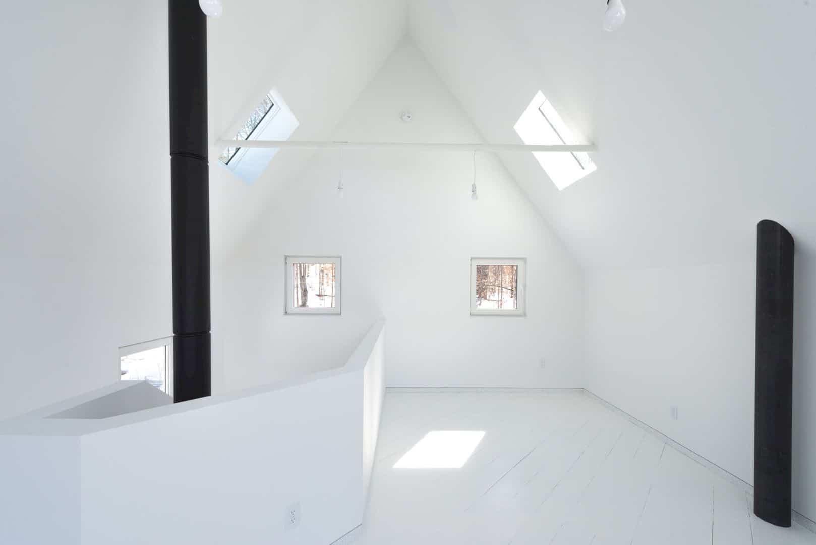 Tunbridge Winter Cabin 1
