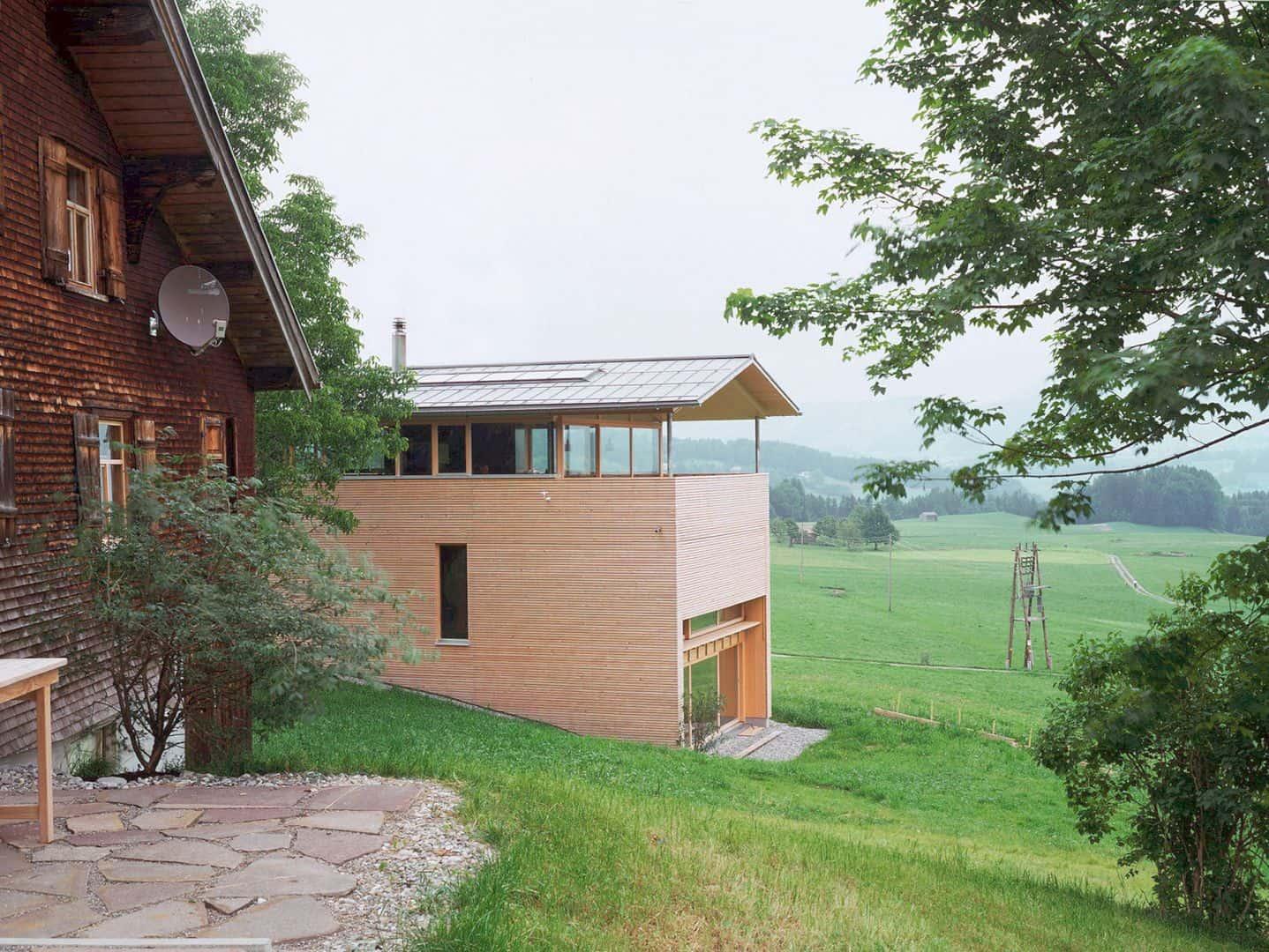 House I Schwarzenberg (AT) 7