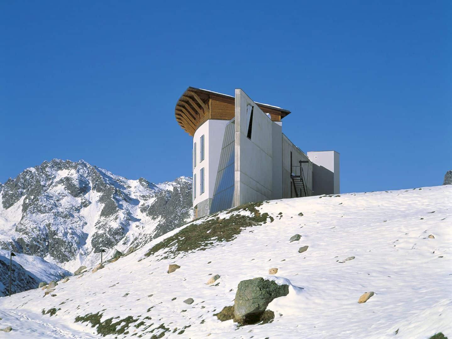 Silvrettahaus Bielerhöhe (AT) 2