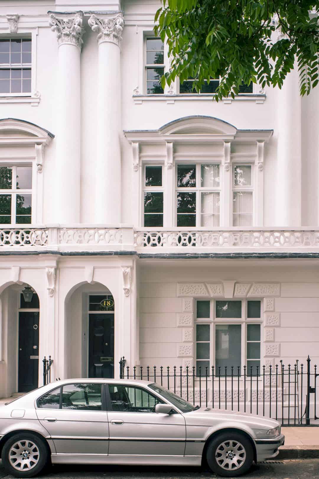 London Terraced House 17