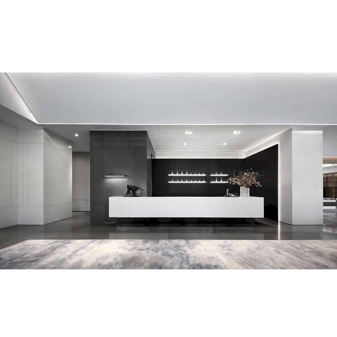 Pengzhanhui Square Sales Center Sales Center By Ocean Luo 1